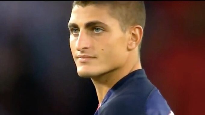 Marco Verratti 2016. (Screenshot: YouTube/Defence is an Art)