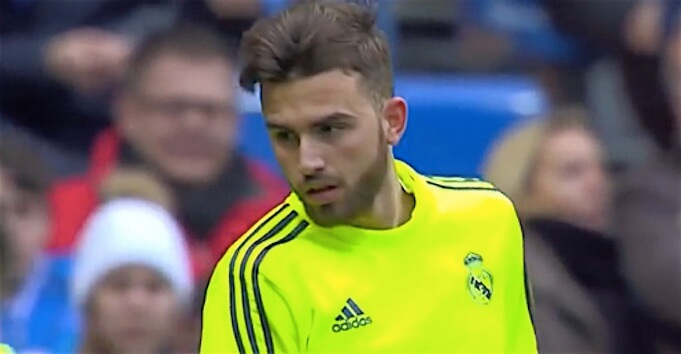 Ausnahmetalent Borja Mayoral von Real Madrid 2016. (Screenshot:Youtube/mr bundesteam)